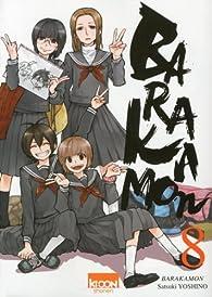 Barakamon, tome 8 par Satsuki Yoshino