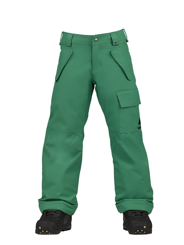 Burton Boys Cyclops Pant Turf Green Size Small by Burton