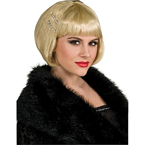 Womens All That Jazz Flapper Costumes (All That Jazz Diamond Barrettes)