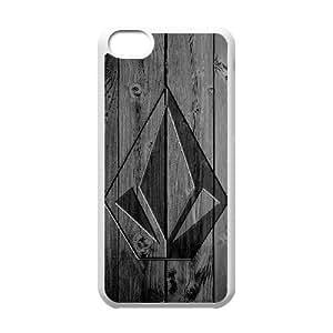 Cell Phone case Volcom Cover Custom Case For iPhone 5C MK9I403268