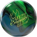 Storm Match Up Solid Black/Aqua/Lime, 10 lb