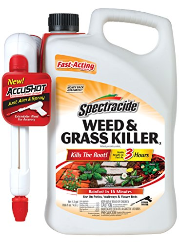 Spectracide HG-96370 Weed and Grass Killer AccuShot Power Sp