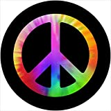Peace #2 Spare Tire Cover for Jeep RV and more (Select fr...
