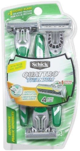 schick-quattro-titanium-disposable-razors-sensitive-3-each
