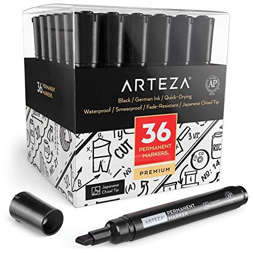 Arteza Permanent Markers