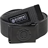 Element Skateboards Beyond Charcoal Web Belt - Adjustable
