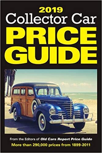 Nada Classic Car Value >> 2019 Collector Car Price Guide Old Cars Report Price Guide
