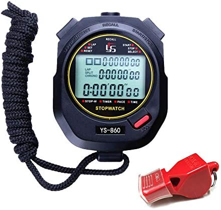 LAOPAO Stopwatch Rainproof Competition Training product image