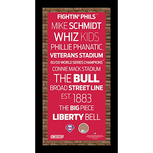 philadelphia-phillies-subway-sign-95-inch-x-19-inch-frame-with-authenticated-dirt-from-citizens-bank