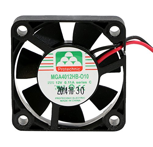 Protechnic Fan 12V, 40 x 40 x 10mm MGA4012HB-010 C