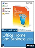 Microsoft Office Home and Business 2010 Front Cover