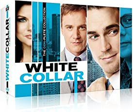 White Collar: Con-Plete Collection [Importado]