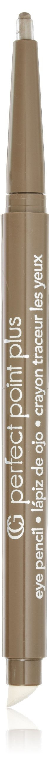 CoverGirl Perfect Point Plus Eyeliner, Grey Khaki (W) 215, 0.008 - Ounce Packages (Pack of 2)