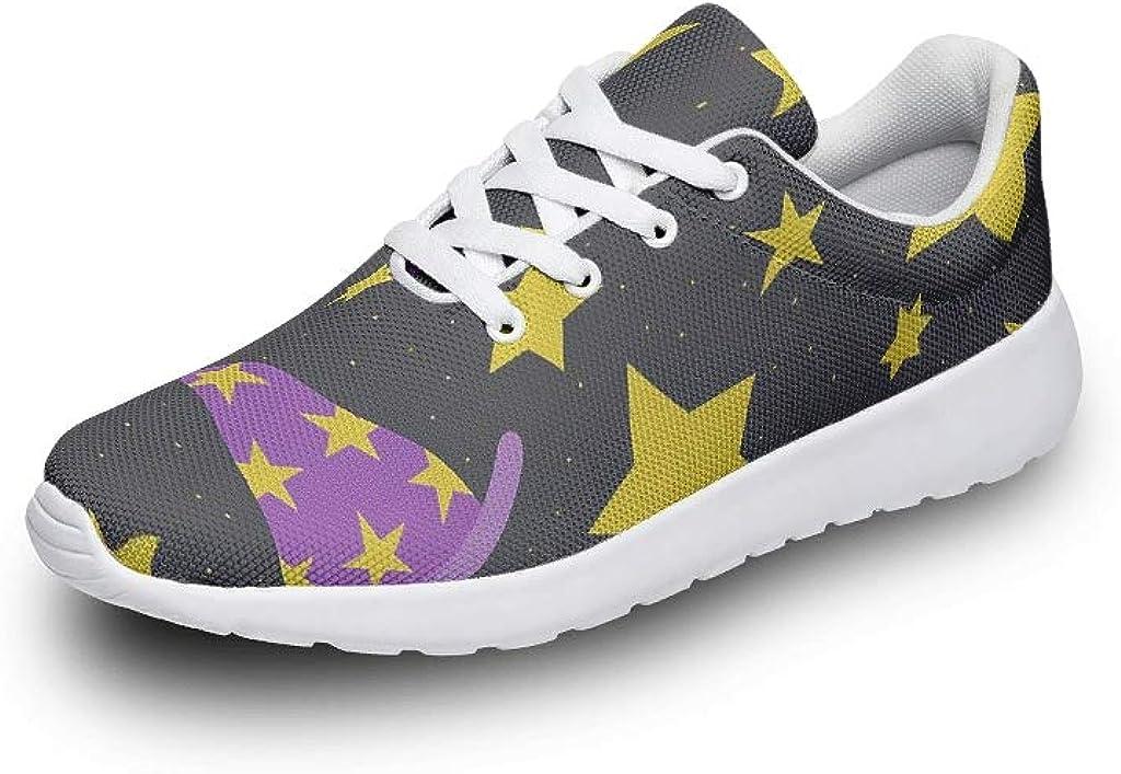 Zapatillas de Deporte para Mujer, con Cordones, diseño mágico de ...