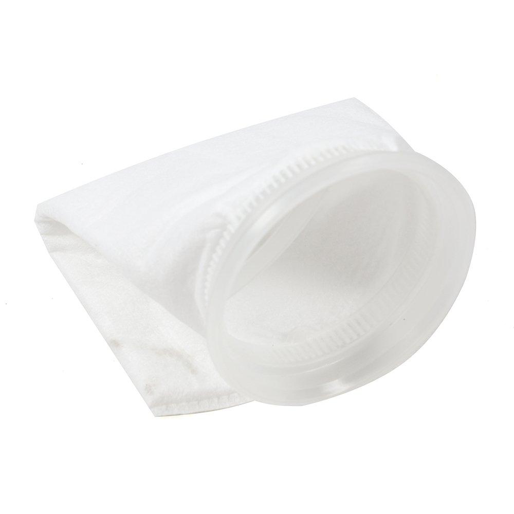 DIYI Bolsa Filtro Nylon Malla Blanco Reutilizable no t/óxicas Filtrer Pasta y residuos/ /filtraci/ón 100/Micron