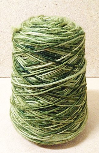 green cone cotton yarn - 3