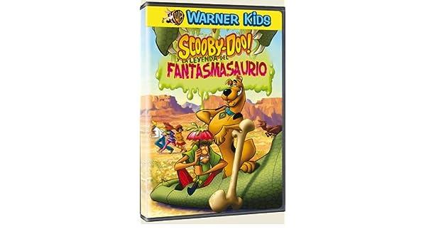 Scooby Doo La Leyenda Del Fantasma-Sauro Import Movie ...