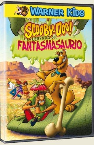 Amazon.com: Scooby Doo La Leyenda Del Fantasma-Sauro (Import ...