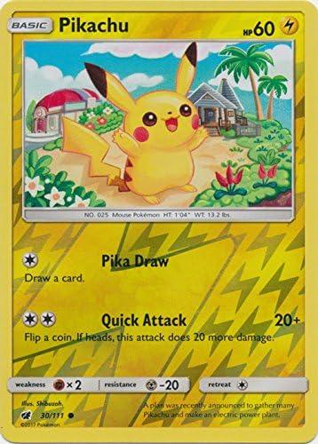 Pokemon Pikachu 30//111