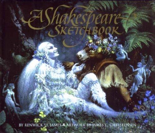 Read Online A Shakespeare Sketchbook ebook