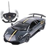 Officially Licensed Lamborghini Sesto Elemento RC Car Scale 1:14 - Grey