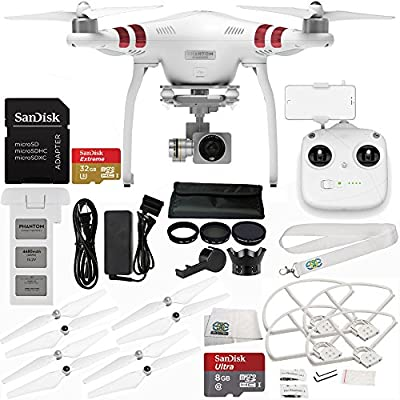 DJI Phantom 3 Bundles