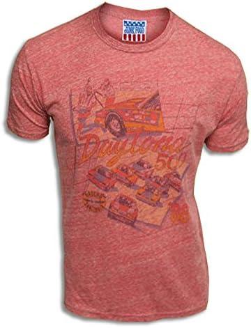 Nascar Trading Paint Since 48 Logo T-Shirt Mens Lucky Brand