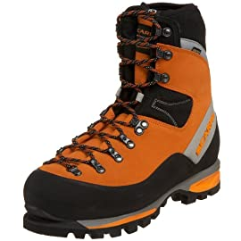 Scarpa Men's Mont Blanc Goretex Mountaineering Boot,Orange