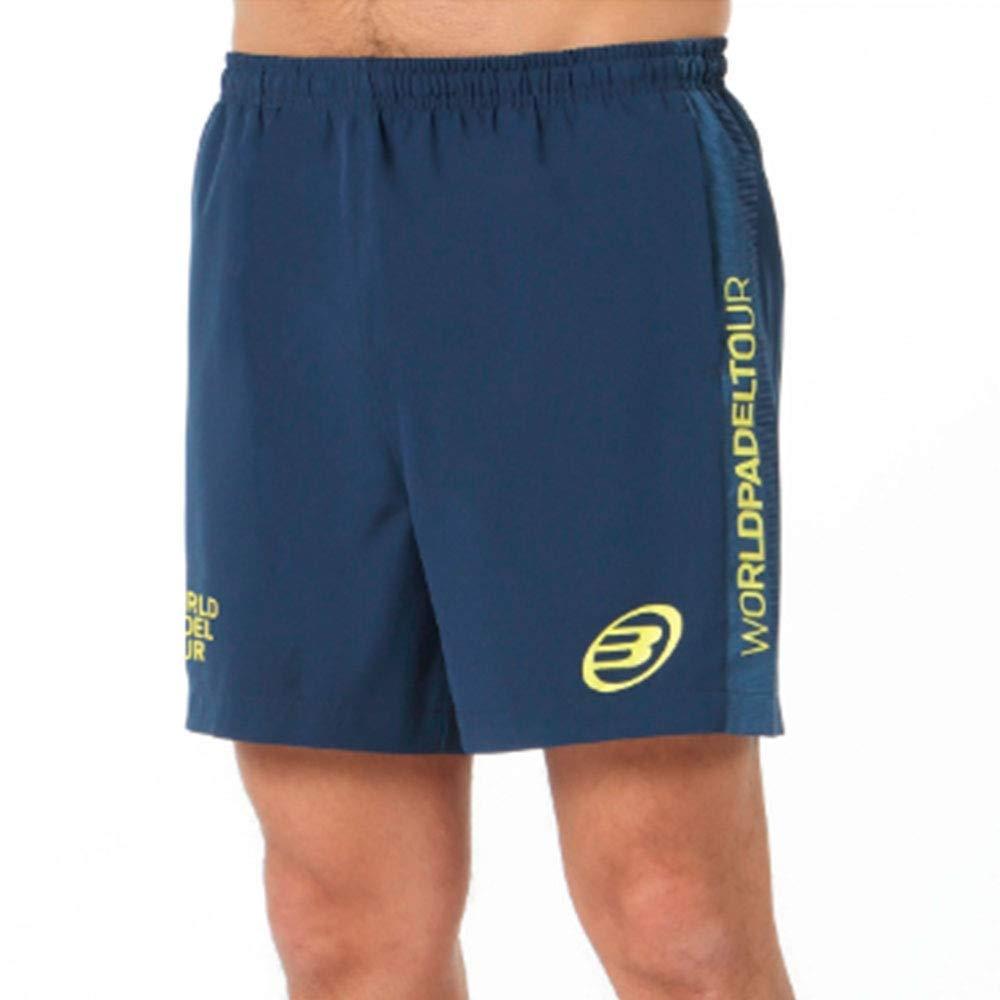 Bullpadel Pantalones Cortos Tobit Azul Marino: Amazon.es: Deportes ...