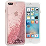 Case-Mate CM034764X Dual-layer Protection Naked Tough Waterfall Case for iPhone 7/6/6s Plus - Rose Gold