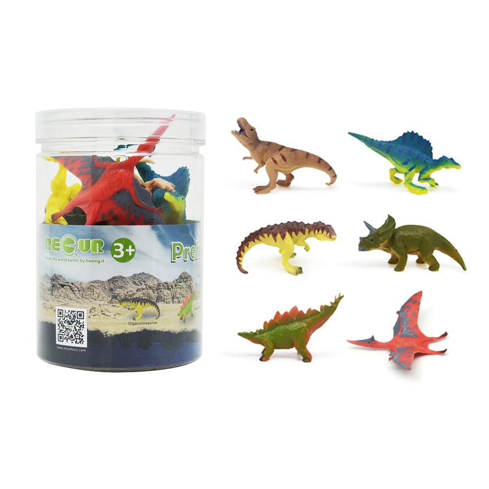 RECUR Dinosaur Toys for Toddlers Party Favors,3