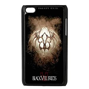 [H-DIY CASE] FOR IPod Touch 4th -Black Veil Brides Music Band-CASE-15