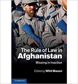 rule of law afghanistan