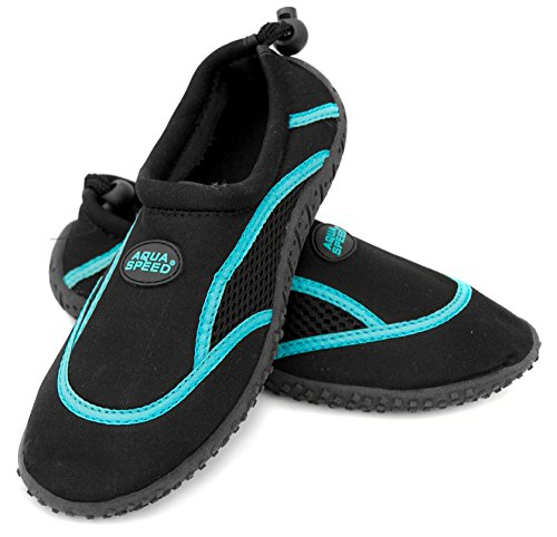 AQUA-SPEED Zapatillas Acuáticas