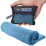 Best Cooling Scarves - Cooling Towel - Cool Neck Wrap for Instant Review