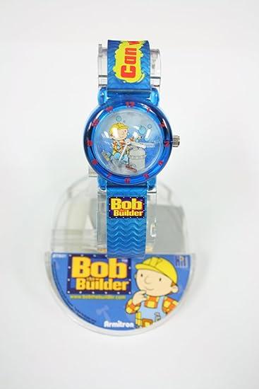 Bob der Baumeister Uhr - Blau: Amazon.de: Spielzeug