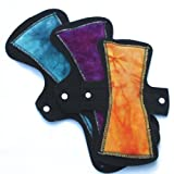 Domino Pads Variety Pack -Regular- Assorted Colors