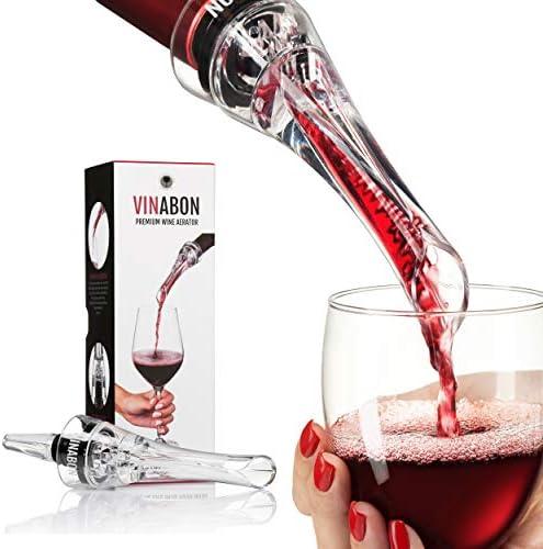 Wine Aerator Luxury Decanter Diffuser product image