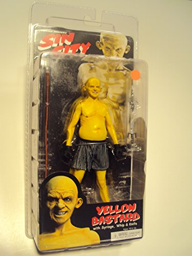 Sin City Grinning Yellow Bastard Action Figure by NECA