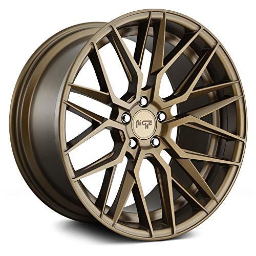 (Niche M191 Gamma 20x9 5x114.3 +35mm Bronze Wheel Rim)