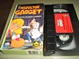 1989 DIC Animation, Inc. Inspector Gadget The Coo-Coo Clock Caper (VHS)