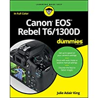 Image for Canon EOS Rebel T6/1300D For Dummies (For Dummies (Lifestyle))