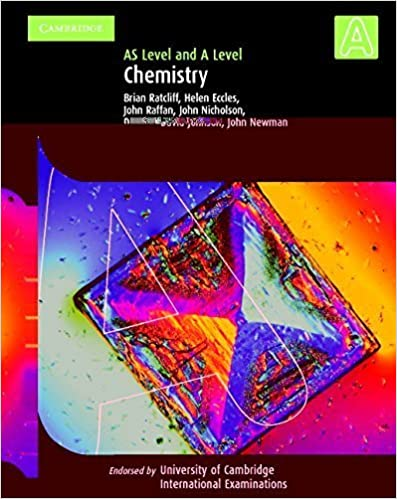 Chemistry AS Level and A Level (Cambridge International Examinations) by Brian Ratcliff (2004-06-07)