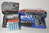 Air Soft Kit - SMITH & WESSON M&P 40 CO2 Airsoft Pistol 388 FPS - 5000 M&P Competition BB's & 5 CO2 Cartridges