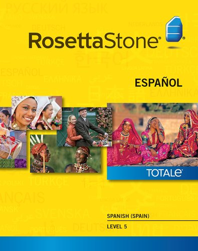 Rosetta Stone Spanish (Spain) Level 5 for Mac [Download] by Rosetta Stone