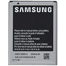 Samsung Original Genuine OEM 2500mAh Battery for Samsung Galaxy Note i717/T879, Non-Retail Packaging, Silver