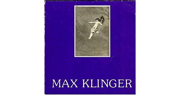 Max Klinger 1857-1920. Lopera grafica: Amazon.es: KLINGER, Max ...
