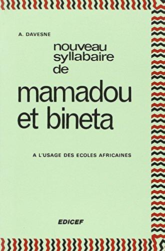 Nouveau Syllabaire de Mamadou et Bineta Ci-CP (French Edition)