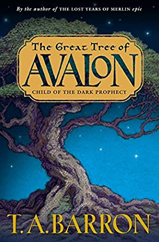 book cover of The Great Tree of Avalon
