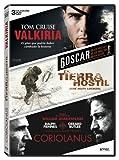 Pack: Coriolanus + Valkiria + En Tierra Hostil (Import Movie) (European Format - Zone 2) (2014)